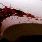 written in blood